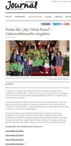 Zeitungsartikel Klavier Journal