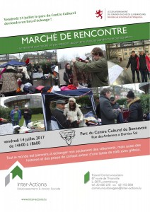 Flyer Marche- de Rencontre 2017